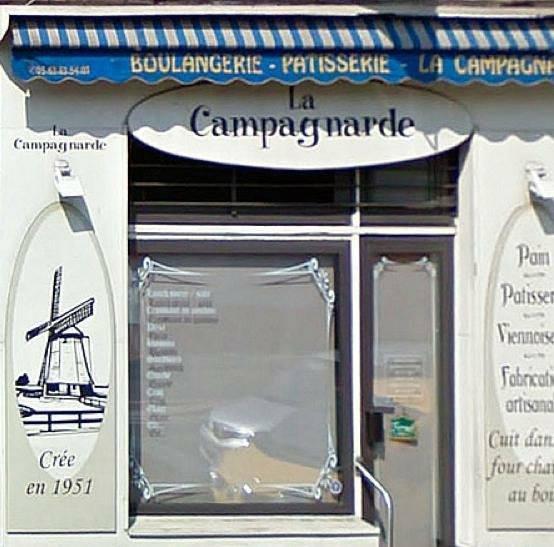 Boulangerie La Campagnarde