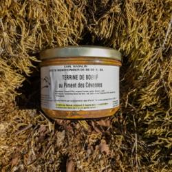 Bocal de Terrine de Bœuf au piment des Cévennes