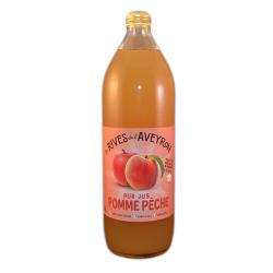 Pur Jus de Raisin Pomme-Pêche