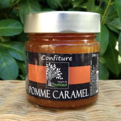 Confiture de Pomme-Caramel