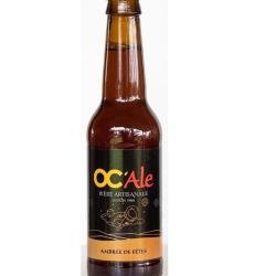 Bières Ambrée de fêtes