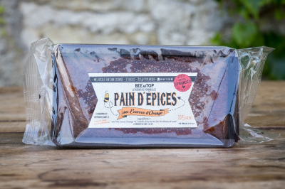 Pain d'Epices à l'écorces d'orange