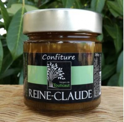Pot de Confiture de Reine Claude