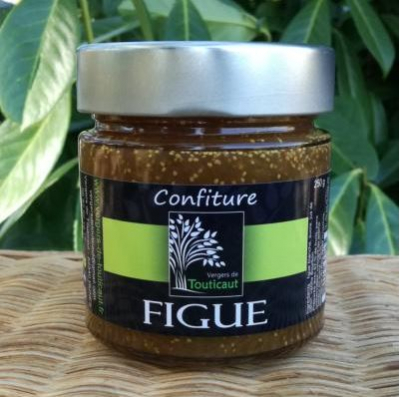 Pot de Confiture de Figue