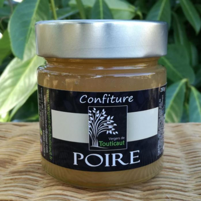 Pot de Confiture de Poire