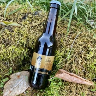 La Castagne, Bières Brune à la Châtaignes 33cl