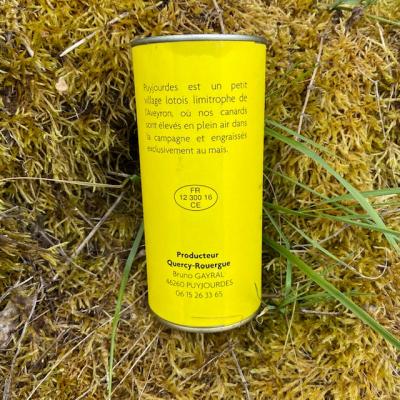 Boite de 1 Margret de canard fourré (25% de foie gras)